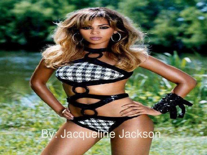 Beyonce persuasive speech by Jacqueline Jackson