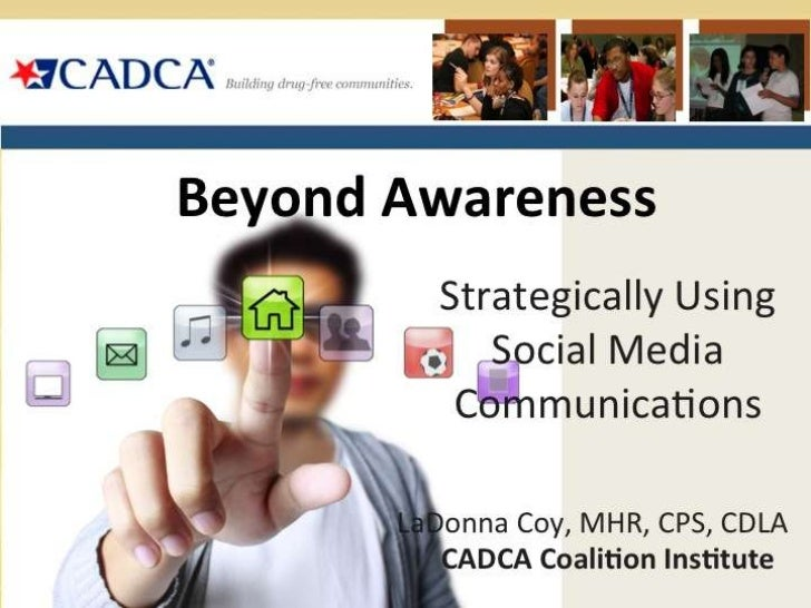 LaDonna Coy                                MHR, CPS, CDLAClients/Partners• CADCA Coalition Institute      The surest way t...