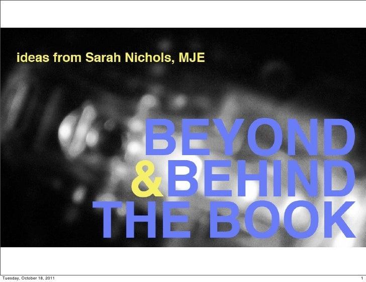 beyond&behind