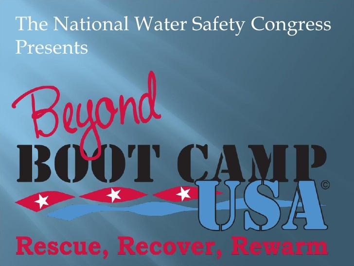 The National Water Safety Congress Presents