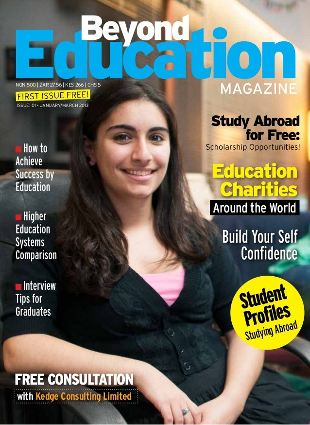 Beyond Education Magazine Abridged Version