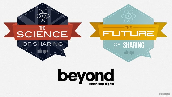 Facebook Marketing Conference 2012: The Science of Sharing: Nils Mork-Ulnes and Judith Lewis (Beyond)