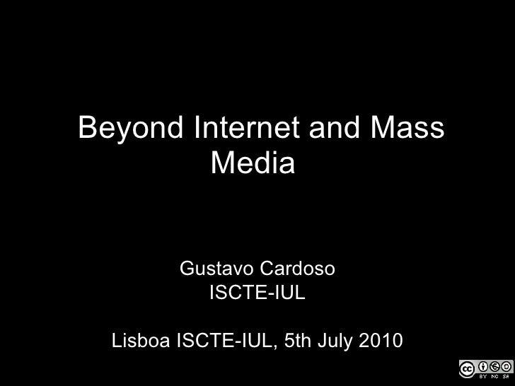 Beyond mass media_internet_gc