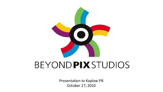 Beyondpix overview v3 kaplow