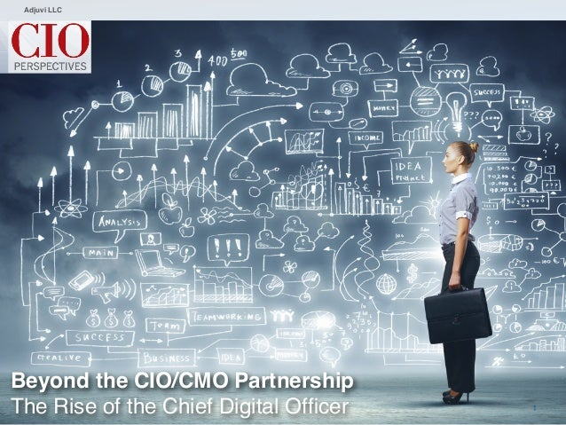 Beyond the CIO/CMO - The Rise of the Chief Digital Officer | CIO Perspectives Virginia 2014 | Keynote by Dion Hinchcliffe