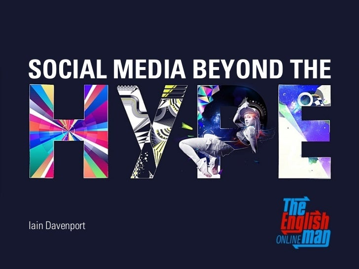 SOCIAL MEDIA BEYOND THEIain Davenport