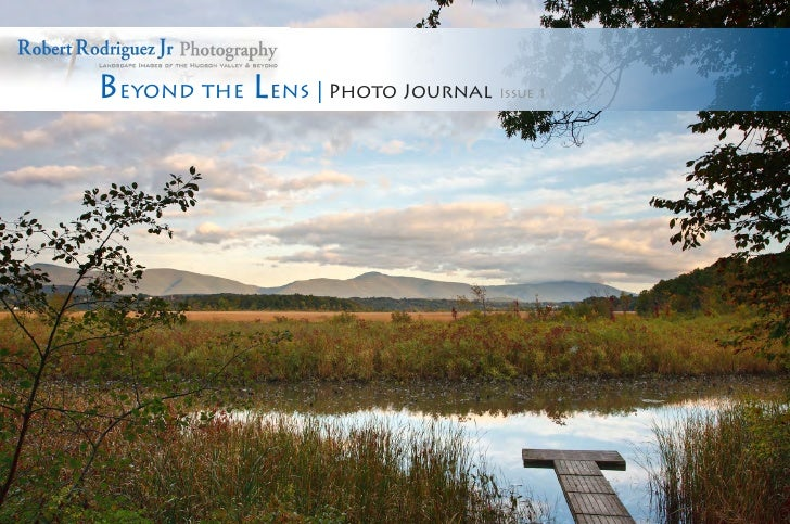 Beyond the Lens   Photo Journal   Issue 1