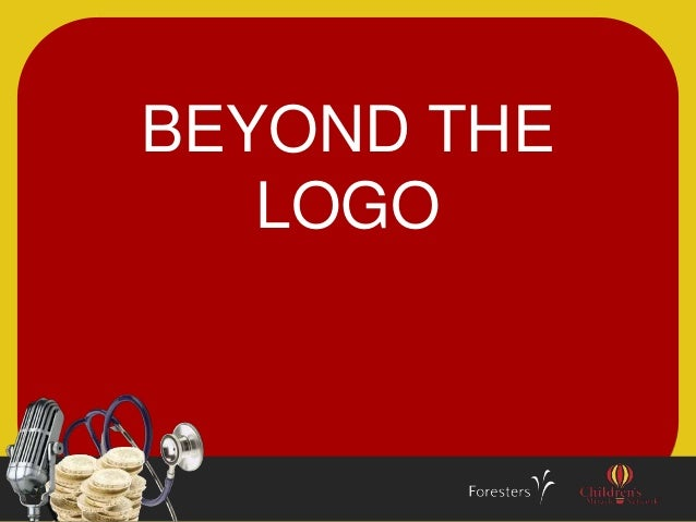 BEYOND THE LOGO