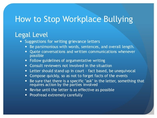 preventing discrimination in the work environment essay What do i need to know  1 the department of labor's policy & procedures for preventing  objectively severe and pervasive enough to create a work environment.