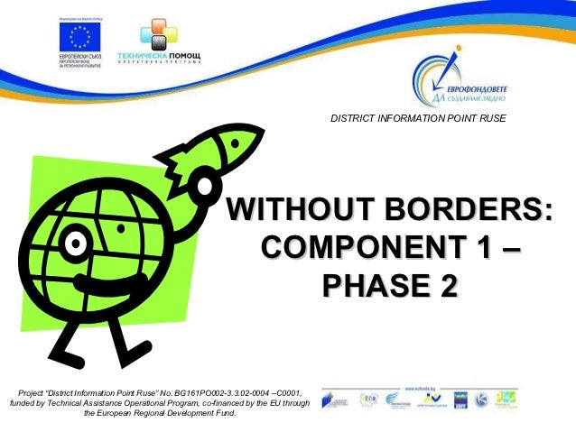 DISTRICT INFORMATION POINT RUSE                                                          WITHOUT BORDERS:                 ...