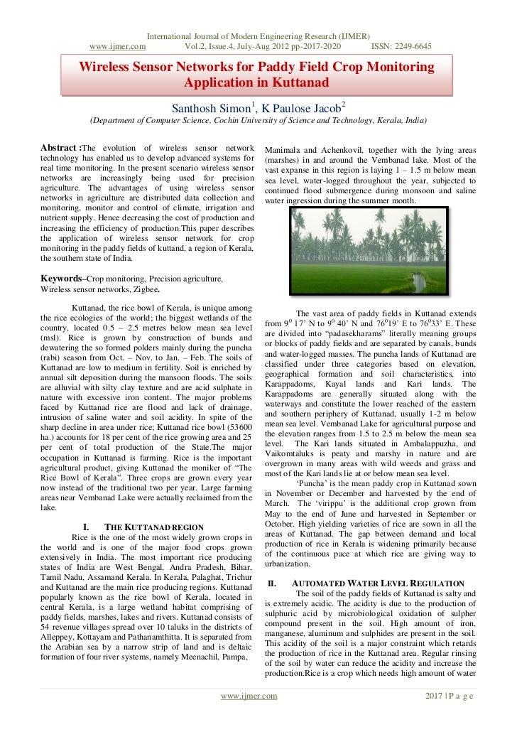 International Journal of Modern Engineering Research (IJMER)                 www.ijmer.com              Vol.2, Issue.4, Ju...