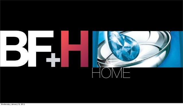 BF+H Home '12