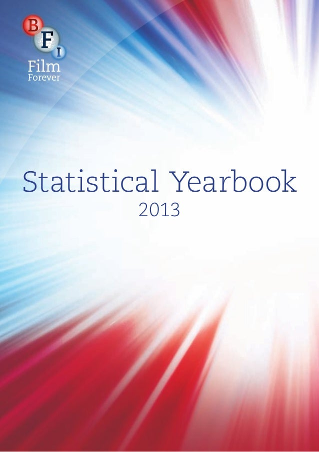 Statistical Yearbook 2013