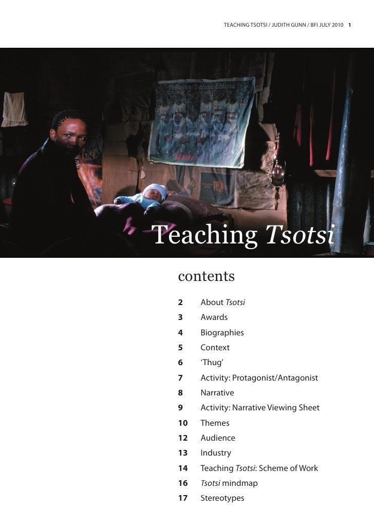 how to teach prose summary