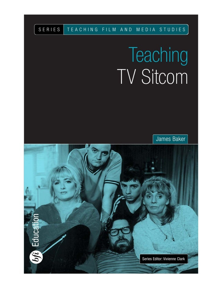 BFI TV Sitcom Worksheets