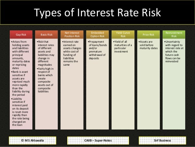 financial risk management pdf notes