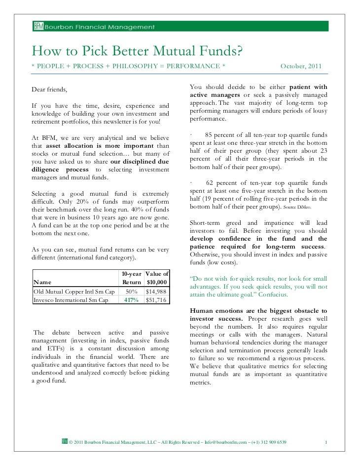 Bfm newsletter 10_2011