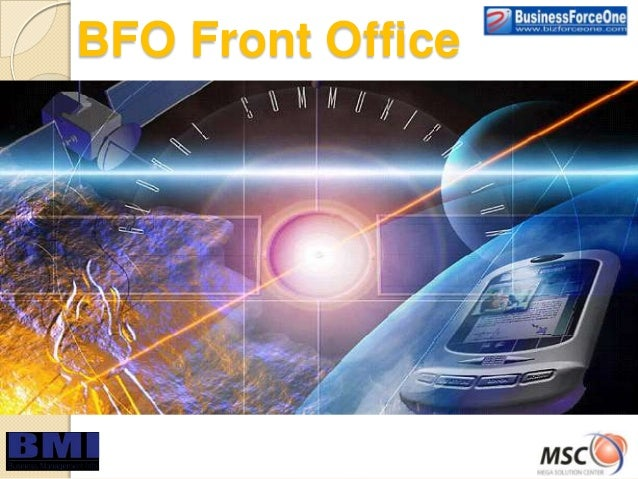 BFO Front Office