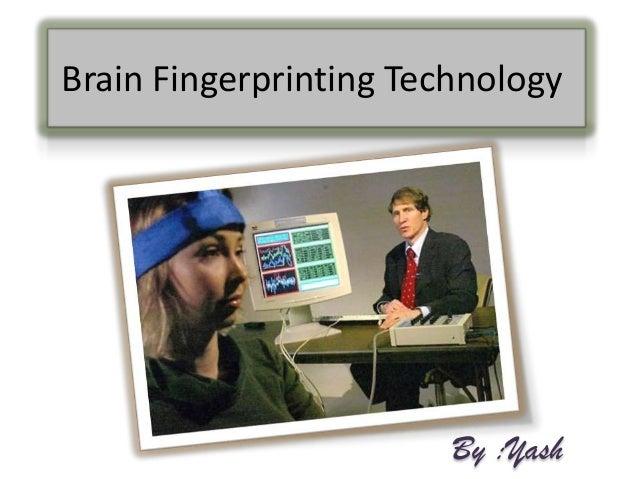 Brain Finger Printing Technology