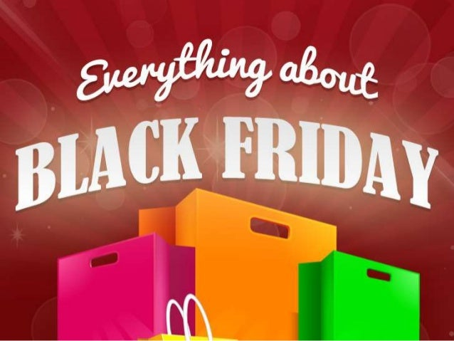 Everything About Black Friday - Facts & Stats