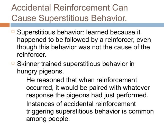 operant conditioning in the workplace Ocm organizational change management - you can't expect to get a new puppy and have them to know all their  pavlov's classical conditioning in the workplace.
