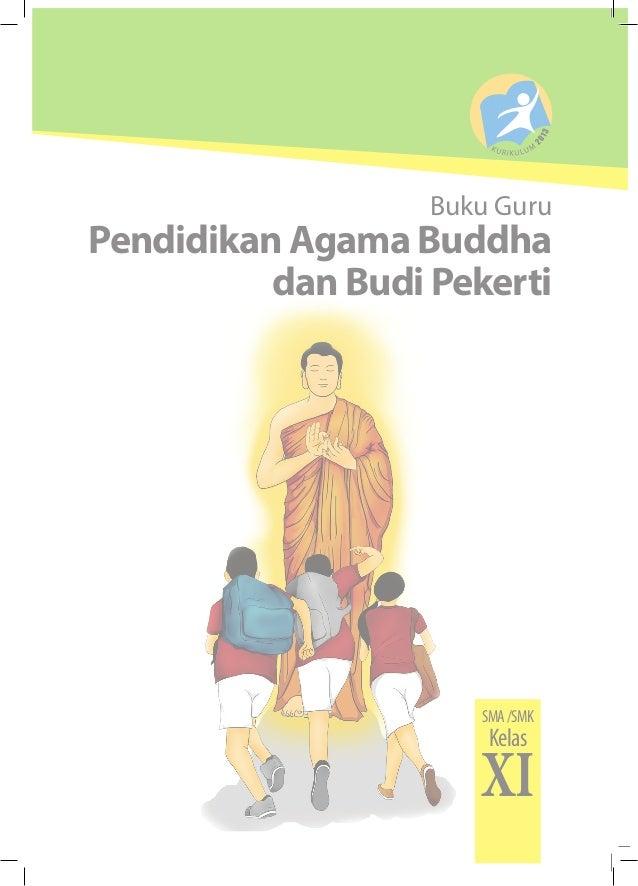 Bg Buddha Smt 1 Amp 2 Sma Kelas Xi Kurikulum 2013 Blogerkupang Com