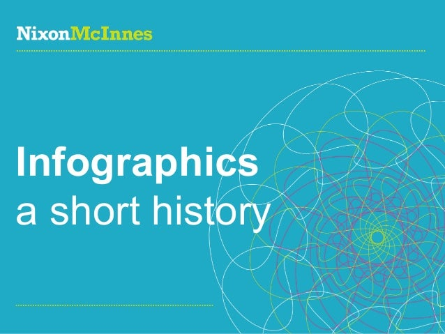 Infographicsa short historyPage 1 | Infographics | April 2012