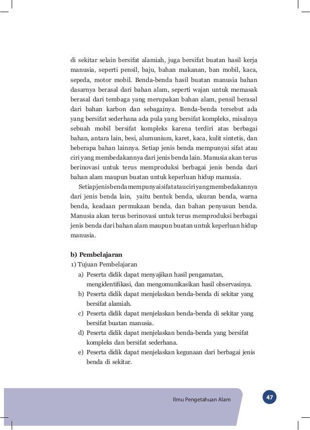 Buku Ipa K13 Kls Vii