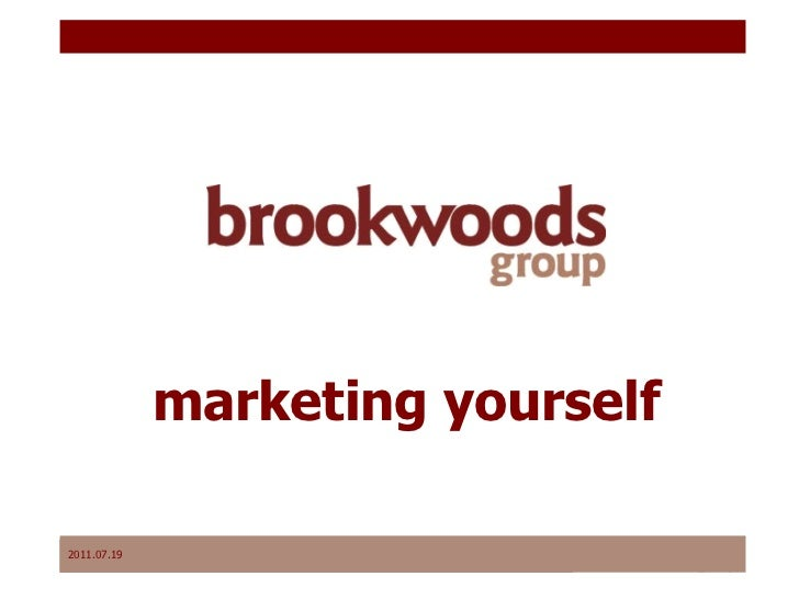 Communicating Your Value - John Sweney, CEO of Brookwoods Group