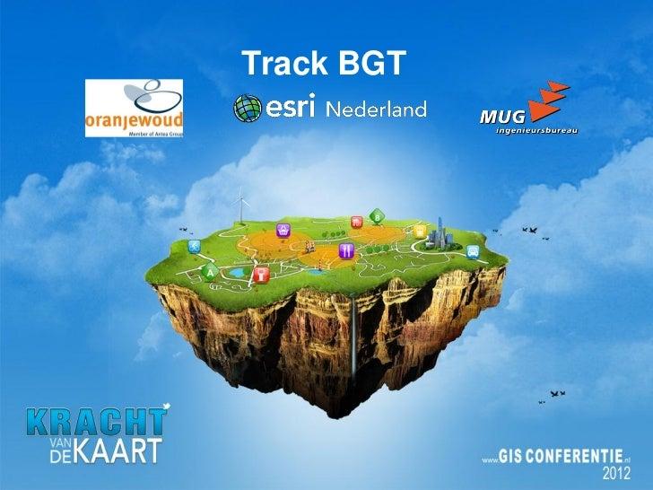 BGT voor bronhouders, Esri Nederland