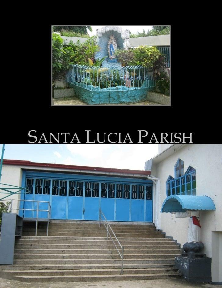 Bgy Sta. Lucia Souvenir Program 2010 - Part 2
