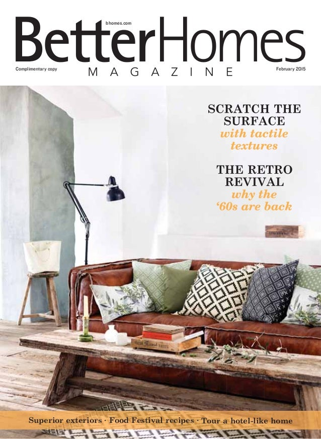 Better Homes Real Estate Dxb Magazine Feb 2015