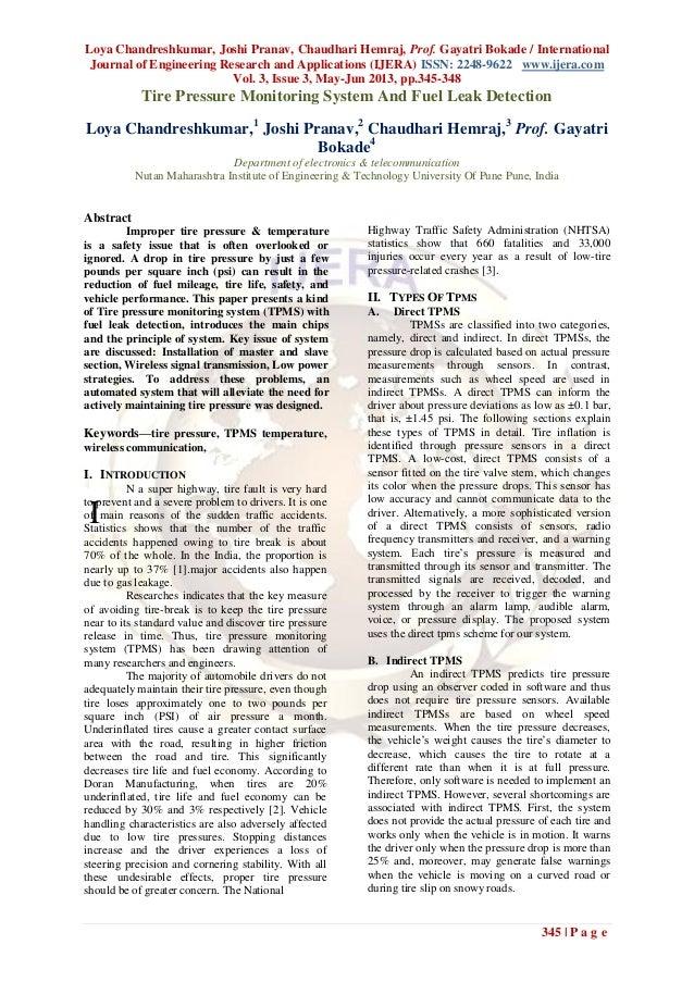 Loya Chandreshkumar, Joshi Pranav, Chaudhari Hemraj, Prof. Gayatri Bokade / InternationalJournal of Engineering Research a...