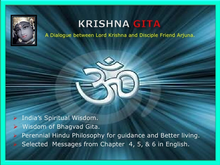 Bhagvad Gita - 2 (English)