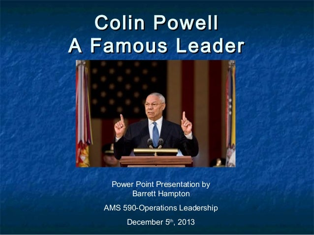 Bhampton   colin powell