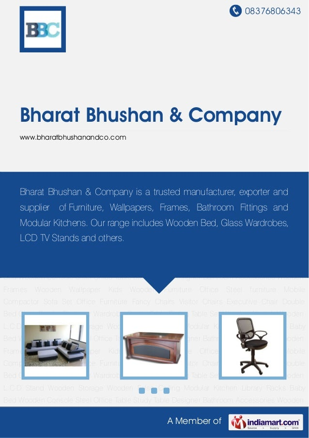 Sofa Set by Bharat bhushan-company