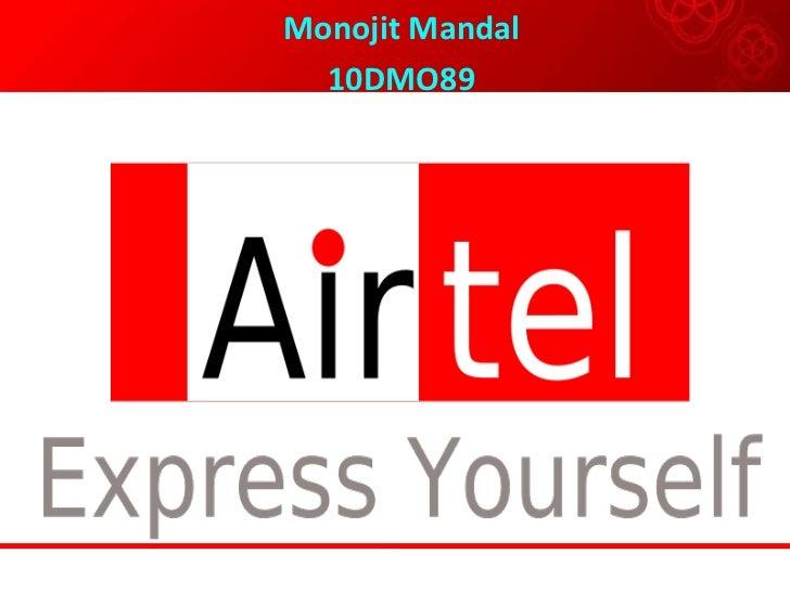 Monojit Mandal  10DMO89