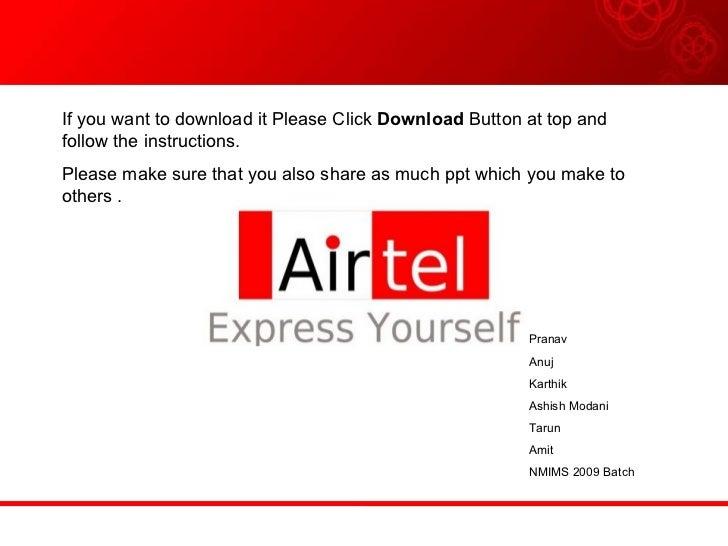 Pranav  Anuj Karthik Ashish Modani Tarun  Amit NMIMS 2009 Batch  If you want to download it Please Click  Download  Button...