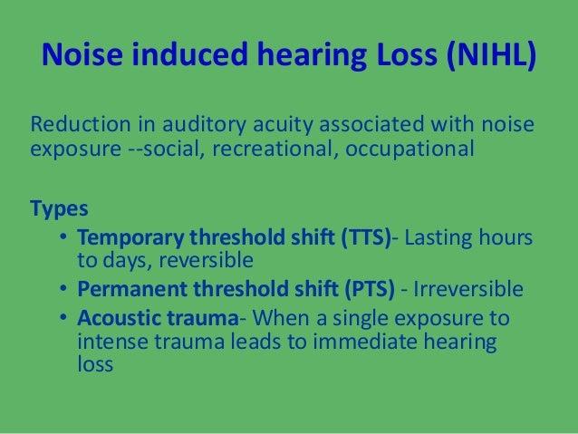 Tinnitus is reversible - Tinnitus Self Management