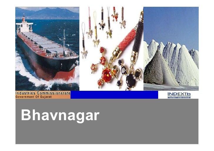 Bhavnagar - District Profile