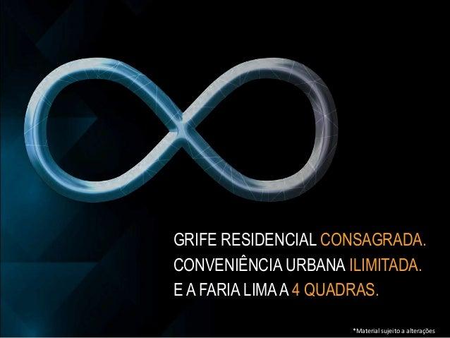 Brookfield Home Design Pinheiros - Seu infinito particular em um dos eixos mais estratégicos de São Paulo