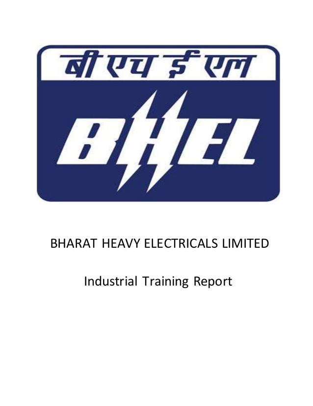 bhel report 1 a project report on bharat heavy electronics limited under  the guidance of: professor kiran mehta submitted by : shivi.
