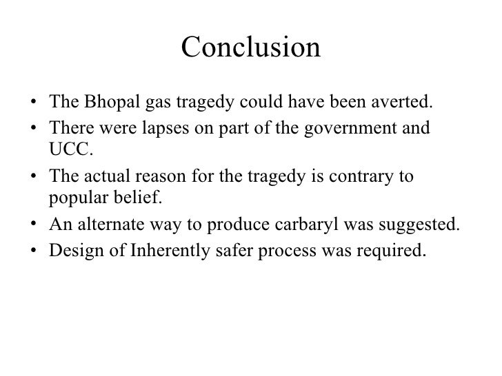essay gas tragedy bhopal This essay has been submitted by a law student this is not an example of the work written by our professional essay writers the bhopal gas tragedy.