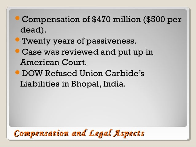 bhopal gas tragedy free case study and analysis 32 years on, bhopal gas tragedy victims await case closure for victims of the mishap, justice has been slow and scattered in october, the court issued notice to.