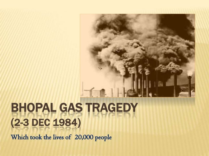 the bhopal disaster as a case study in double standards