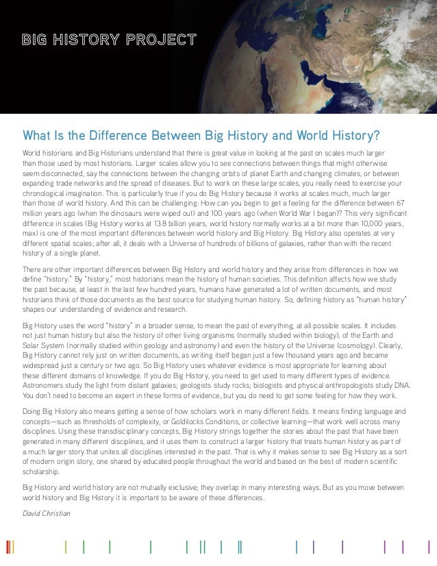 Whats the difference between world history and Honors world history?