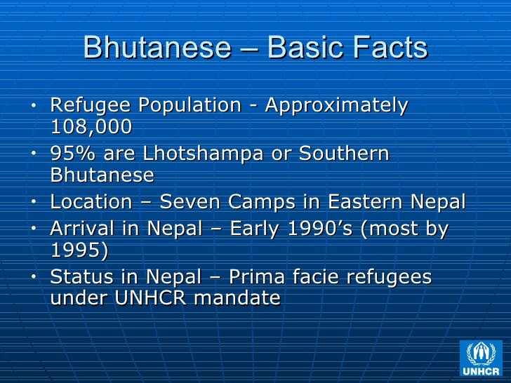 bhutanese refugees in nepal