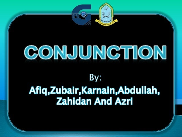 There are three kinds of conjunctions.Coordinating, Correlative and Subordinating