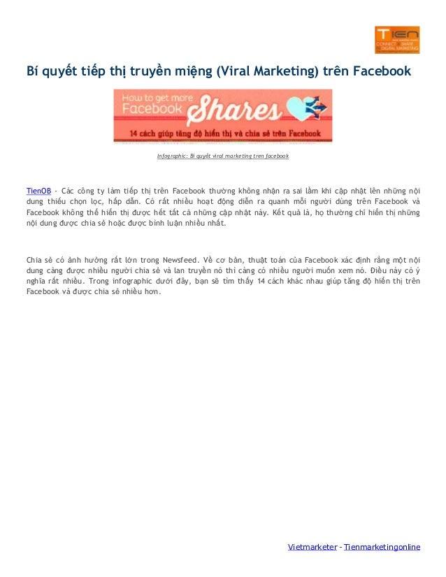Bi quyet-ung-dung-viral-marketing-facebook-tien-marketing-online-vietmarketer