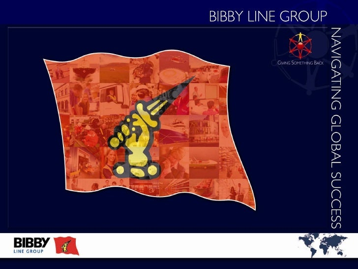 Bibby Line Group presentation at BITC Member Event 16 May 2012